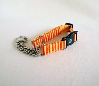 Halfchork<br>Size SS<br>collarの生地で作製致します
