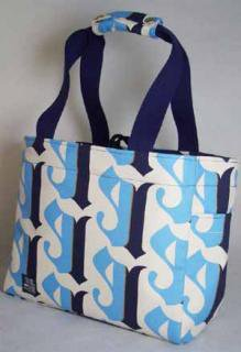 CARRY BAG tote[el]<br>blue