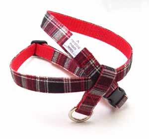 Lars Harness<br>Red <br>S/M/L