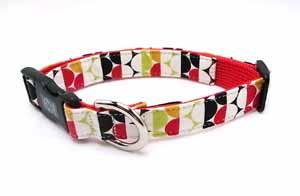 Balloon Collar<br>Red Size M<br>