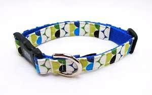 Balloon Collar<br>Blue Size M<br>