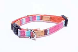 Track collar<br>Pink Size SS<br>