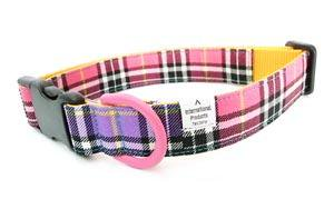 Cosmo collar<br>pink Size L<br>