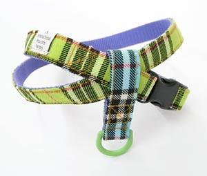 Cosmo harness<br>Green<br>S/M/L