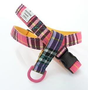 Cosmo harness<br>Pink<br>S/M/L