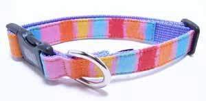Crayon collar<br>ピンク Size M<br>