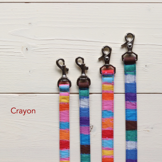 Crayon lead<br>Size M<br>Pink / Blue