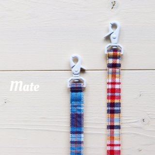 Mate lead<br>Size M<br>Red / Blue<br>