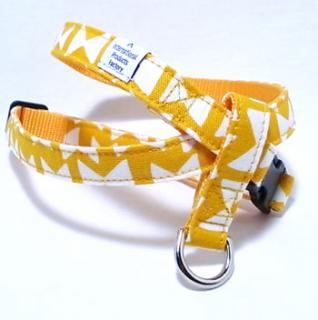 Butterfly harness<br>yellow<br>S/M/L