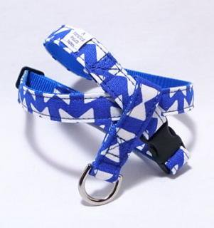 Butterfly harness<br>blue<br>S/M/L
