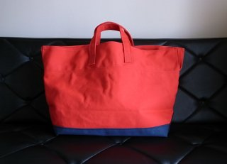 CARRY BAG <br>CottonTote[Standard]<br>Red