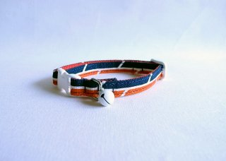 Cat collar<br>Torico<br>[Navy]