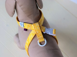 Bandana Harness<br>Yellow