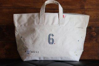 "CARRY BAG <br>CottonTote  ""No 6""<br>Natural"