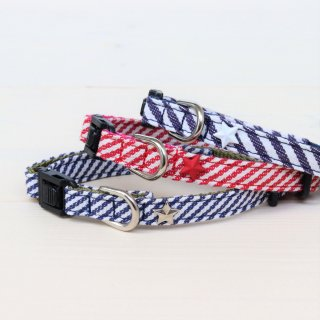 Hickory denim Collar<br>Size SS