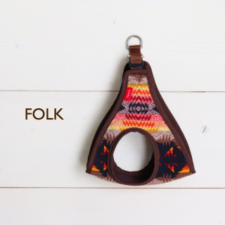 Step-in Harness <br>Folk