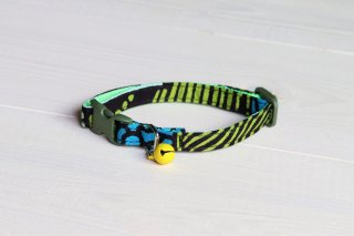 Cat collar<br>Meadow<img class='new_mark_img2' src='https://img.shop-pro.jp/img/new/icons5.gif' style='border:none;display:inline;margin:0px;padding:0px;width:auto;' />