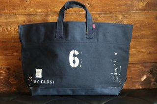 "CARRY BAG <br>CottonTote  ""No 6""<br>Navy<br><img class='new_mark_img2' src='https://img.shop-pro.jp/img/new/icons5.gif' style='border:none;display:inline;margin:0px;padding:0px;width:auto;' />"