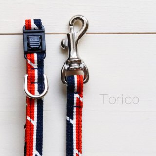 Torico<br> カラー&リードセット<br>Size SS<br>Navy<img class='new_mark_img2' src='https://img.shop-pro.jp/img/new/icons5.gif' style='border:none;display:inline;margin:0px;padding:0px;width:auto;' />
