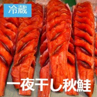 [冷蔵] 秋鮭の一夜干し