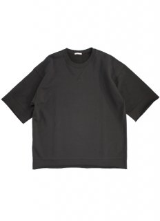 DRY FEEL SOFT TERRY H/S TEE