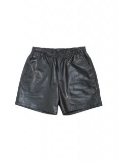 LIVE SHORTS-LEATHER