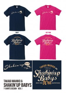 <span style=color:#000000>【Tシャツ】10thanniversaryTシャツ</span><br>