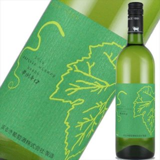 <img class='new_mark_img1' src='https://img.shop-pro.jp/img/new/icons1.gif' style='border:none;display:inline;margin:0px;padding:0px;width:auto;' />まるき葡萄酒 ヌーヴォー(新酒) 甲州辛口 白[2015] 720ml ※12本まで1個口で発送可能