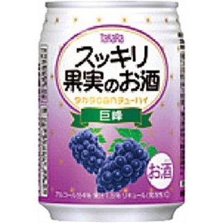 <img class='new_mark_img1' src='https://img.shop-pro.jp/img/new/icons1.gif' style='border:none;display:inline;margin:0px;padding:0px;width:auto;' />宝(タカラ)酒造 TaKaRa タカラcanチューハイ スッキリ果実のお酒 【巨峰】 250ml×24本