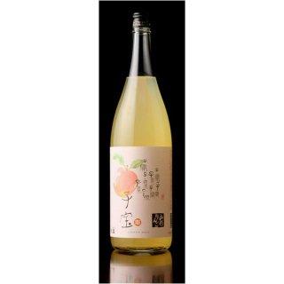 楯野川酒造 子宝 山形りんご 1800ml※6本まで1個口で発送可能