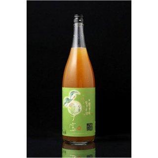 楯野川酒造 子宝 プレミアムリッチ梅酒 1800ml ※6本まで1個口で発送可能