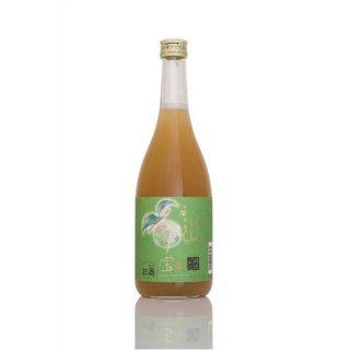 楯野川酒造 子宝 プレミアムリッチ梅酒 720ml ※6本まで1個口で発送可能