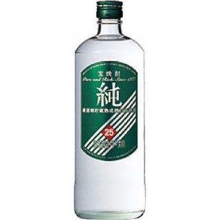 宝(タカラ)酒造 宝焼酎「純」 25° 720ml ※6本まで1個口で発送可能