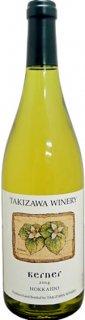 TAKIZAWAワイン ケルナー [2015] 750ml