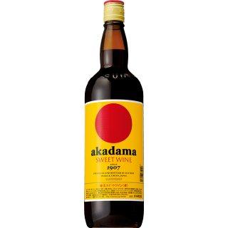 赤玉スイートワイン 赤 1.8L(1800ml)