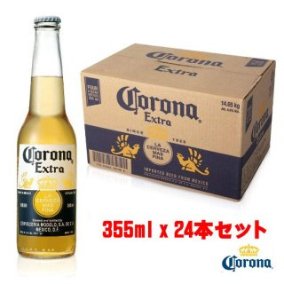 <img class='new_mark_img1' src='https://img.shop-pro.jp/img/new/icons25.gif' style='border:none;display:inline;margin:0px;padding:0px;width:auto;' />【期間限定特価!!】コロナビール エキストラ 355ml×24本 今だけトートバッグ付!