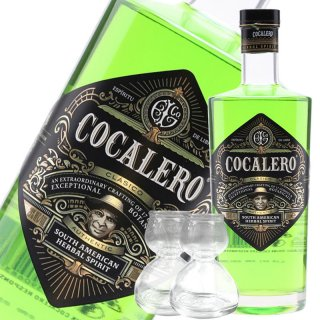 Cocalero(コカレロ) 700ml【ボムグラス2脚付き】※お一人様6本限り