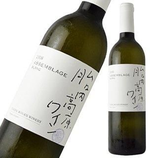 胎内高原ワイン アッサンブラージュ ブラン [2016] 750ml