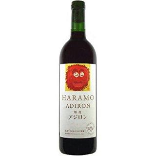 原茂ワイン ハラモアジロン [2017] 720ml