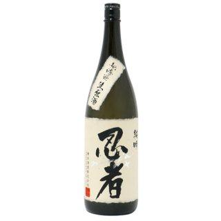 瀬古酒造 忍者 純米吟醸 1.8L