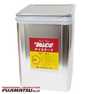 植田製油 ナイスラード V [調整] 15kg 業務用 一斗缶