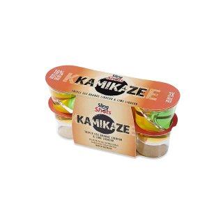 スリングショット カミカゼ 1パック(30ml×3個) 16% キュール SLING SHOTS KAMIKAZE ショット飲み クラブ バー
