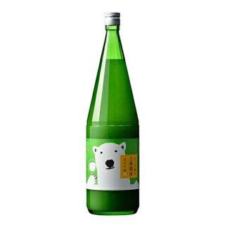白瀧酒造 にごり酒の上善如水 純米吟醸 1800ml ※6本まで1個口で発送可能