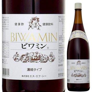 健康ぶどう酢 ビワミン 1800ml