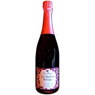 奥野田葡萄酒 ル・バロン・ルージュ 微発泡 [2018] 750ml ※12本まで1個口で発送可能