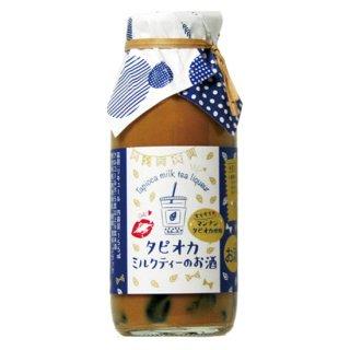菊水酒造 タピオカ ミルクティーのお酒 155ml