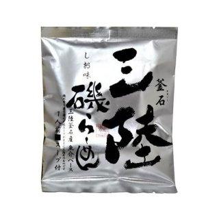 藤勇醸造 釜石三陸磯ラーメン しお味 125g