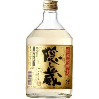 濱田酒造 隠し蔵 麦 25度 720ml ※12本まで1個口で発送可能