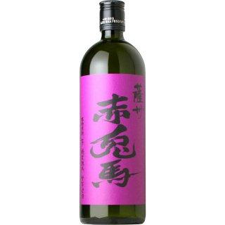 薩州 紫の赤兎馬 芋焼酎 25度 720ml ※12本まで1個口で発送可能