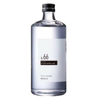 ヤエガキ ストロング ウォッカ a.66 720ml 66% 高濃度アルコール スピリッツ 代替品